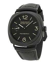 Panerai Radiomir Black Seal Black Dial Men's Watch