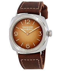 Panerai Radiomir Brown Dial Men's Watch