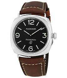 Panerai Radiomir Brown Leather Men's Watch