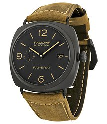 Panerai Radiomir Composite Black Seal 3 Days Automatic Men's Watch