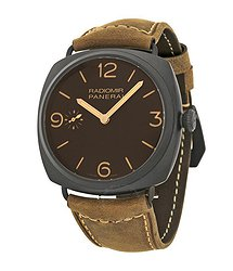 Panerai Radiomir Composite Brown Dial Men's Watch