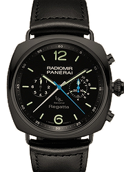 Panerai Radiomir Regatta 1/8th Second Titanio - 47mm