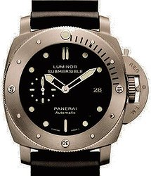 Panerai Submersible 3 Days Automatic Titanio