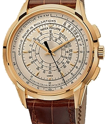 Patek Philippe 175th Commemorative WatchesMulti-Scale Chronograph Limited Edition 5975