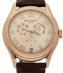 Patek Philippe Complicated Watches Annual Calendar 5035
