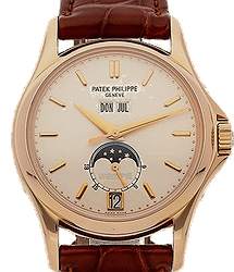 "Patek Philippe Complicated Watches Annual Calendar ""Wempe"""