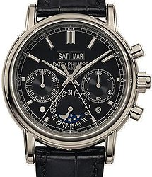 Patek Philippe Grand Complications 5204 Split-Seconds Chronograph and Perpetual Calendar