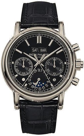 Купить часы Patek Philippe Grand Complications 5204 Split-Seconds Chronograph and Perpetual Calendar  в ломбарде швейцарских часов