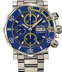 Paul Picot Water's Collections Yachtman III Chronograph