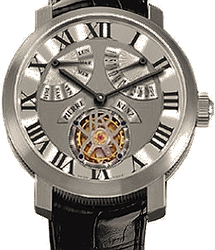 Pierre Kunz Grande Complicatiоn Tourbillon Retrograde Day and Date