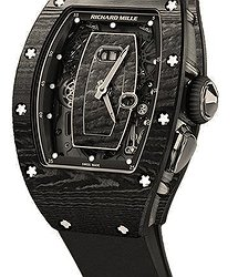 Richard Mille Watches RM 037 CARBON TPT® TITANIUM