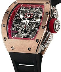 Richard Mille Watches RM011 Moscow
