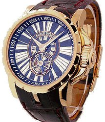 Roger Dubuis Excalibur   39mm - Rose Gold
