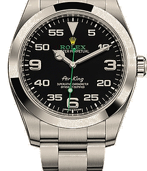 Rolex AIR-KING 40mm Steel