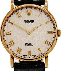 Rolex Cellini 18K Gold Jubilee