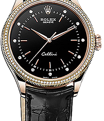 Rolex Cellini 39 mm Everose Gold 50605RBR