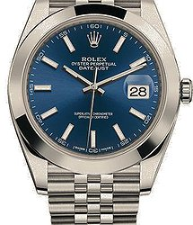 Rolex Datejust  41 mm, steel