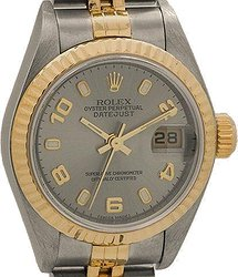 Rolex Datejust 26 mm Steel and Yellow Gold