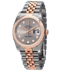 Rolex Datejust 36 Automatic Diamond Men's Watch