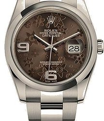 Rolex Datejust 36 mm, Oystersteel