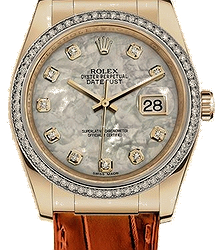 Rolex Datejust 36 mm Yellow Gold