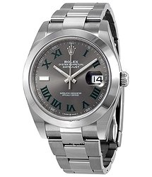 Rolex Datejust 41 Salte Dial Automatic Men's Oyster Watch 126300GYRJ