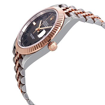 Купить часы Rolex Datejust 41 Slate Dial Automatic Men's Steel and 18k Everose Gold Jubilee Watch  в ломбарде швейцарских часов