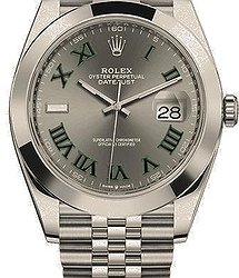 Rolex Datejust 41mm Steel