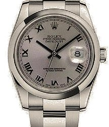 Rolex Datejust Datejust 36 mm Steel