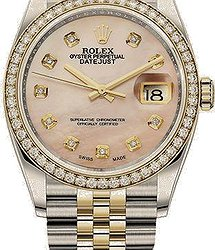 Rolex Datejust Gold & Stainless 36 mm