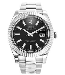 Rolex Datejust II - Steel and White Gold 116334