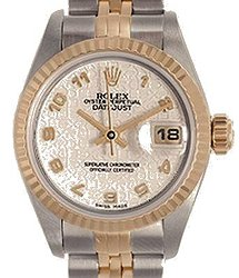 Rolex Datejust Ivory 26mm