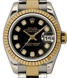 Rolex Datejust Lady 26mm Steel and Yellow