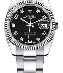 Rolex Datejust Oyster 34мм 115234