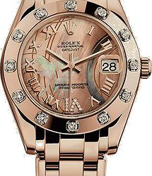 Rolex Datejust Special Edition Datejust 34mm Everose Gold