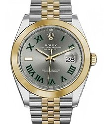 Rolex  Datejust Steel and Yellow Gold 41mm 126303-0016