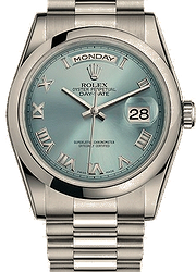 Rolex Day-Date 36 mm, platinum