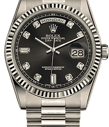 Rolex Day-Date36 mm, white gold