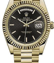Rolex Day-Date 40mm Yellow Gold