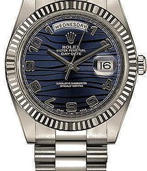 Rolex Day-Date41mm White Gold