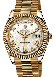 Rolex Day-Date Day-Date II 41mm Yellow Gold