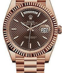 Rolex Day-Date Everose Gold 40мм