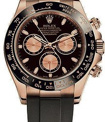 Rolex Daytona 40 mm, Everose gold