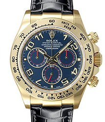 Rolex Daytona Cosmograph 40mm Yellow Gold 116518
