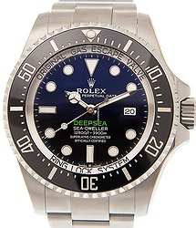 Rolex Deepsea Sea-dweller Stainless Steel Black Automatic 126660BL