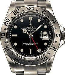 Rolex Explorer II 40mm Steel