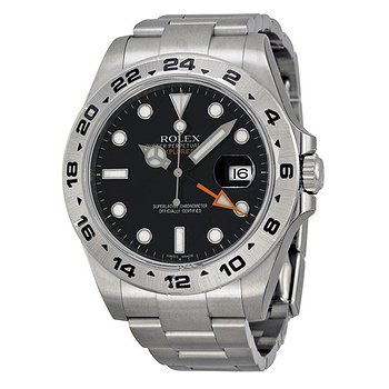 Купить часы Rolex Explorer II Black Dial Stainless Steel Oyster Bracelet Automatic Men's Watch  в ломбарде швейцарских часов