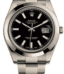 Rolex Oyster Datejust II 41mm Steel