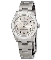Rolex Oyster Perpetual 31 Automatic Grey Dial Unisex Watch