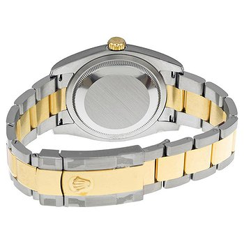 Купить часы Rolex Oyster Perpetual Datejust 36 Champagne Dial Stainless Steel and 18K Yellow Gold Bracelet Automatic Men's Watch 116233CSO  в ломбарде швейцарских часов